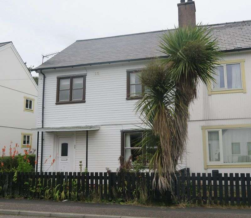 3 Bedrooms Semi Detached House for sale in HAMILTON PLACE: 3 beds, good order, convenient Kyle location