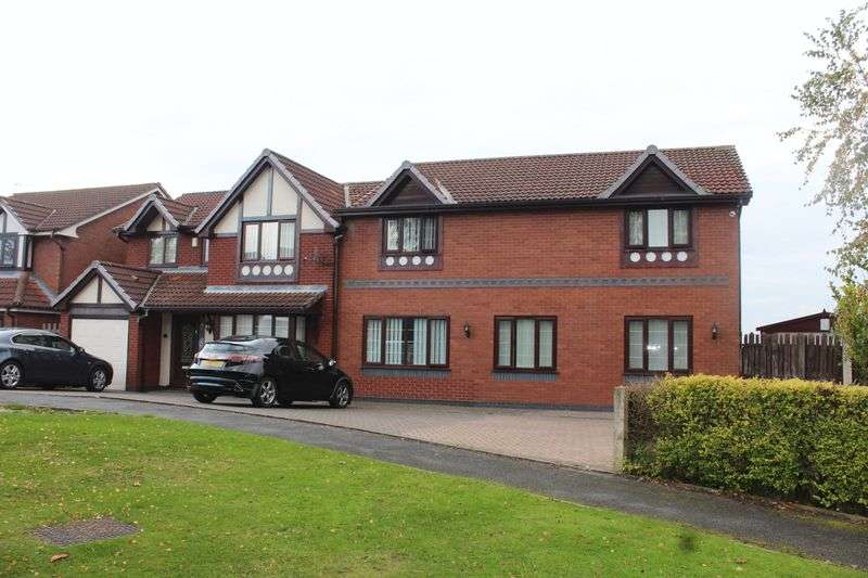6 Bedrooms Detached House for sale in Wrigley Fold, Manchester