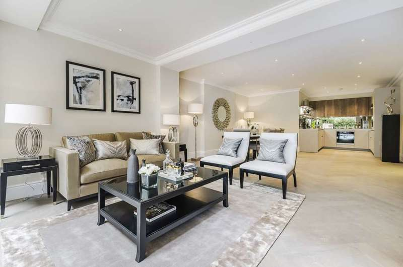 2 Bedrooms Apartment Flat for sale in Eaton Place, Belgravia SW1X