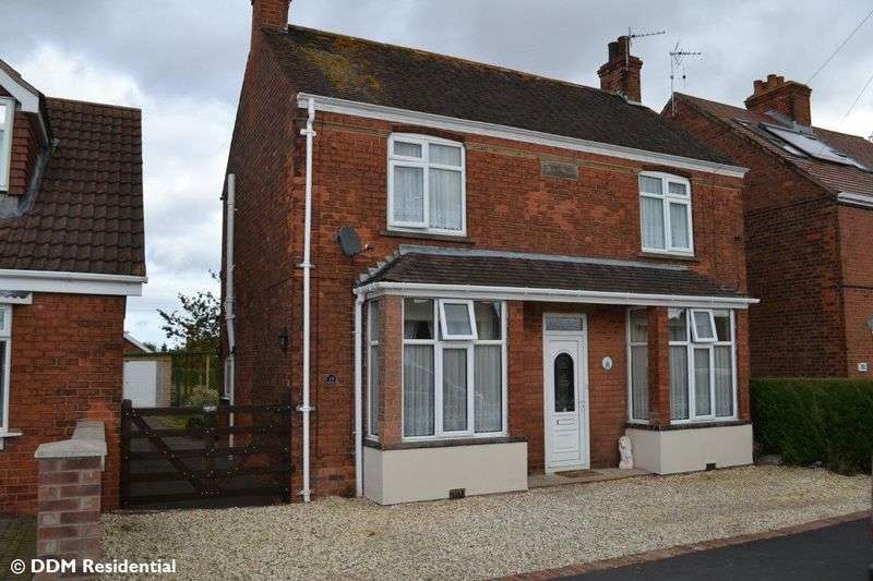 3 Bedrooms Detached House for sale in Cemetery Road, Winterton