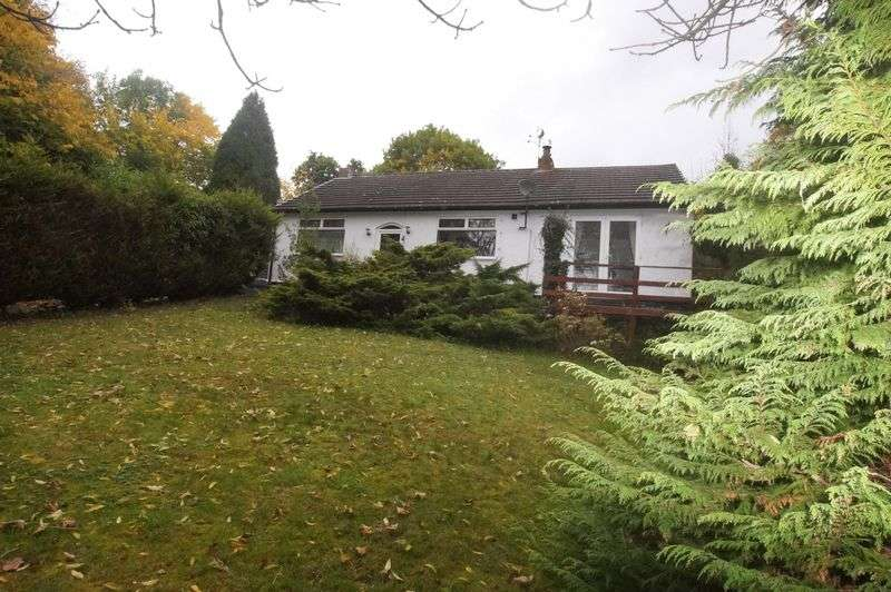 3 Bedrooms Detached Bungalow for sale in Wrexham Road, Cefn-Y-Bedd, Wrexham