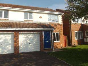 3 Bedrooms Semi Detached House for sale in St. Marys Drive, West Rainton, Houghton Le Spring, Durham, DH4