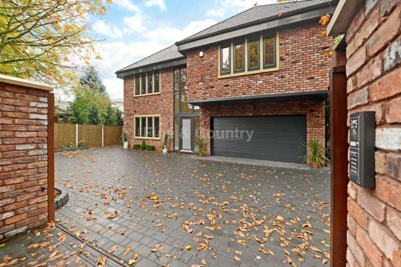 6 Bedrooms Detached House for sale in Victoria Road, Freshfield, Formby