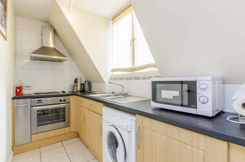 Studio Flat for sale in Abbeyfields Close, West Twyford, NW10