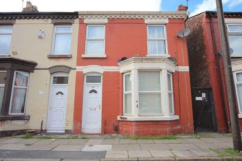 3 Bedrooms Terraced House for sale in Cretan Road, Wavertee, Liverpool, L15
