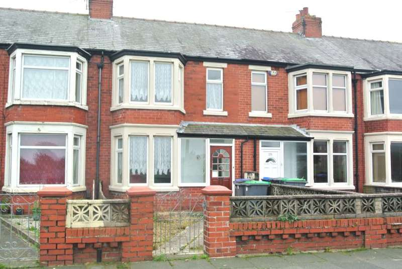 3 Bedrooms House for sale in Highfield Road, Blackpool, FY4 3NS