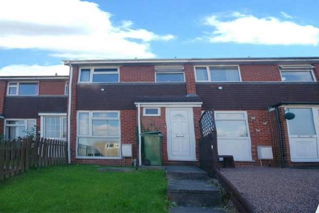 3 Bedrooms Terraced House for sale in Hereford