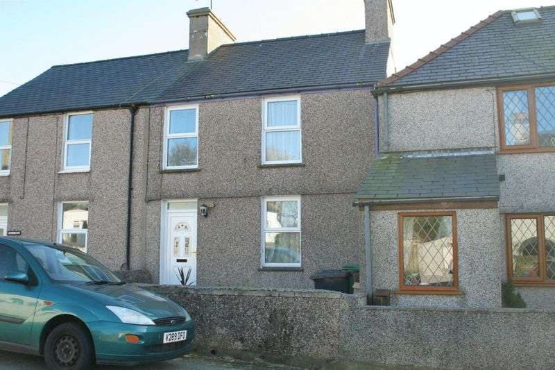 3 Bedrooms Terraced House for sale in Penysarn, Anglesey