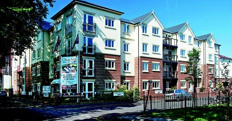 1 Bedroom Retirement Property for sale in Woking, Beaufort Lodge