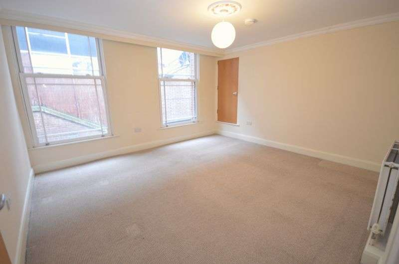 2 Bedrooms Flat for sale in College Street, Rotherham Centre