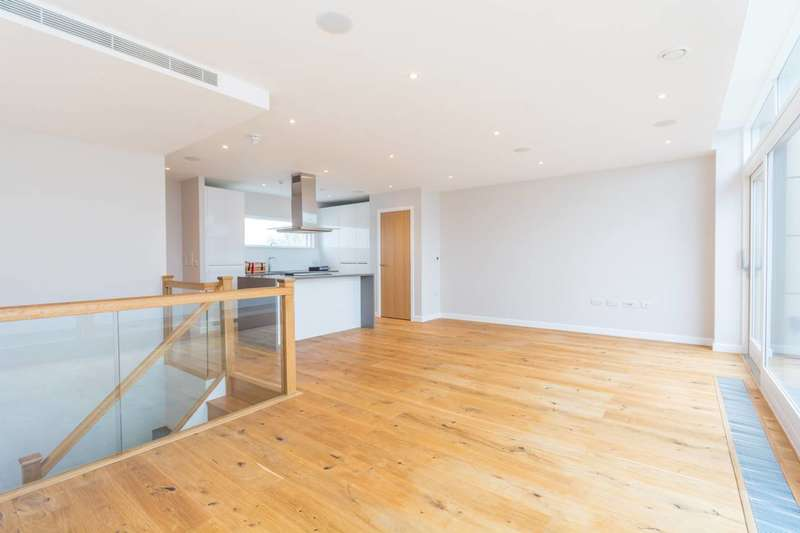 2 Bedrooms Flat for sale in Amberley Waterfront, Little Venice, W9