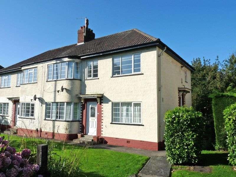 2 Bedrooms Flat for sale in Otley Road, Adel, Leeds LS16 6AL 2 Double Bedroom First Floor Flat