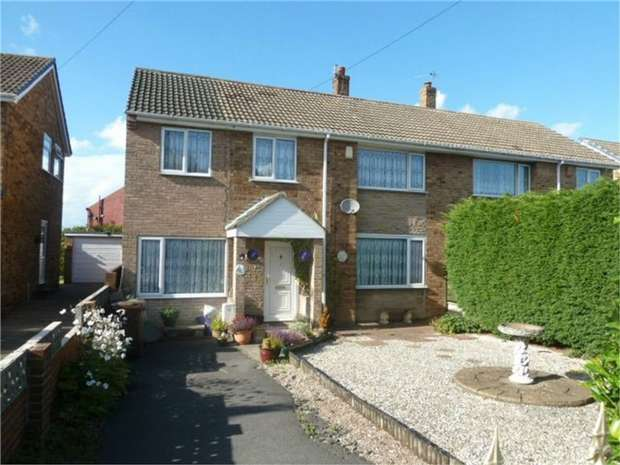 4 Bedrooms Semi Detached House for sale in Sunnyvale Mount, South Elmsall, Pontefract, West Yorkshire