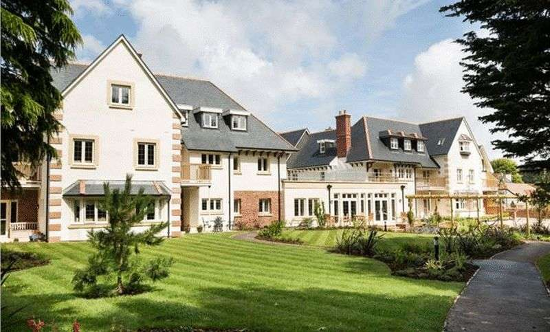 1 Bedroom Flat for sale in Beechfield Court, The Parks, Minehead : NEW HOME one bed second floor retirement apartment