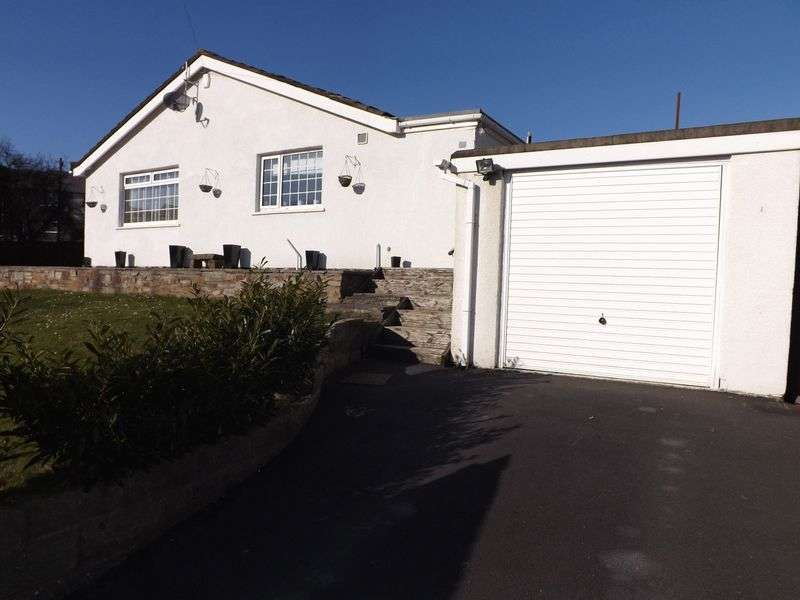 4 Bedrooms Detached House for sale in Ffordd Dinas, Port Talbot