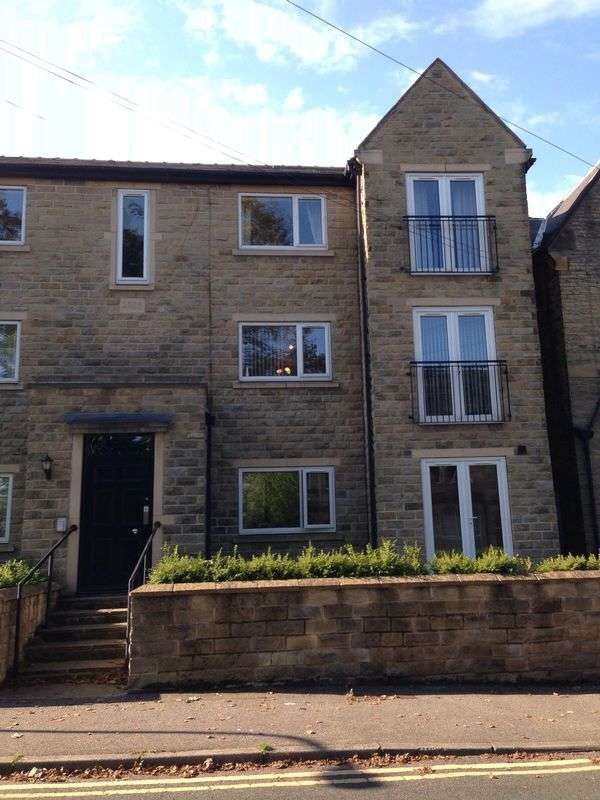 2 Bedrooms Flat for sale in Hopwood Street, Barnsley
