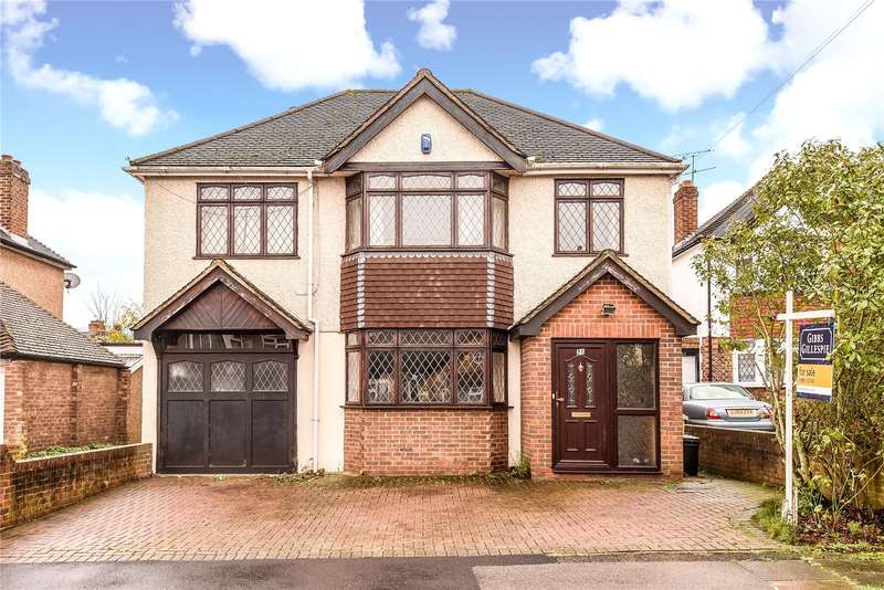 4 Bedrooms House for sale in Angle Close, Hillingdon, Middlesex, UB10
