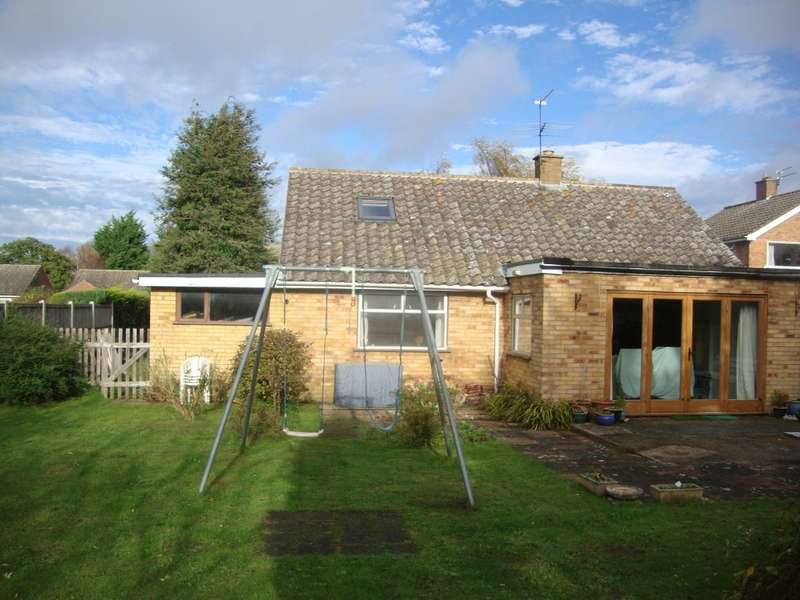 3 Bedrooms Detached Bungalow for sale in Holt, Norfolk