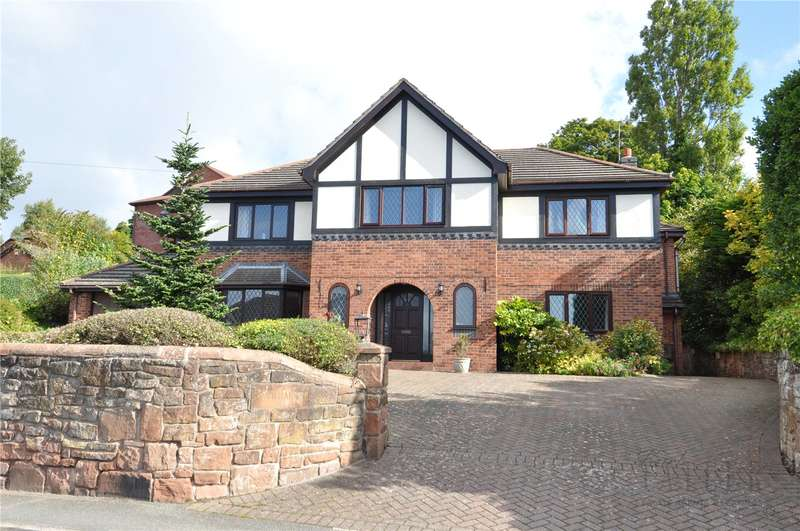 5 Bedrooms Detached House for sale in Pipers Lane, Heswall, Wirral