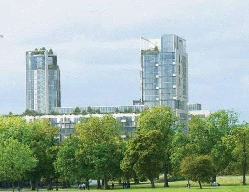2 Bedrooms Flat for sale in One City North, Finsbury Park, N4