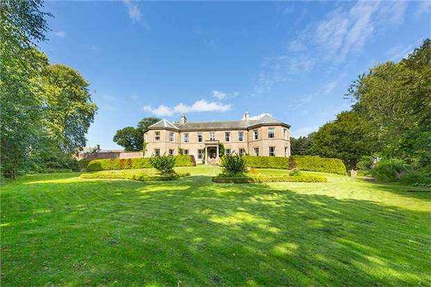 4 Bedrooms Country House Character Property for sale in Taylor-Smith House, Colepike Hall, Lanchester, DURHAM