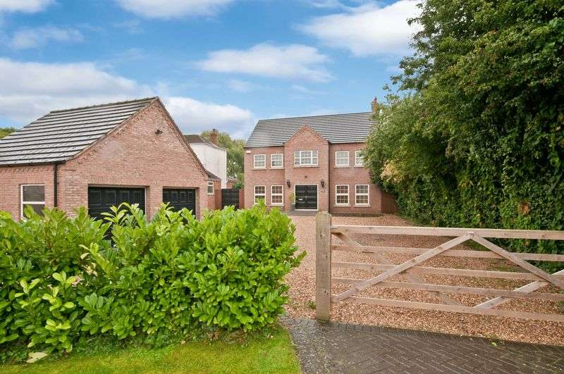 6 Bedrooms Detached House for sale in Station Road, Ulceby, North Lincolnshire, DN39