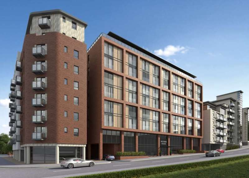1 Bedroom Apartment Flat for sale in Skinner Lane, Leeds