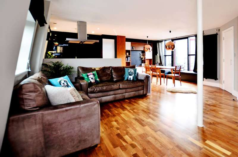 2 Bedrooms Flat for sale in Eagle Works West, Spitalfields, E1