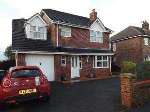 4 Bedrooms Detached House for sale in Kingsway North, Warrington, Cheshire, WA1