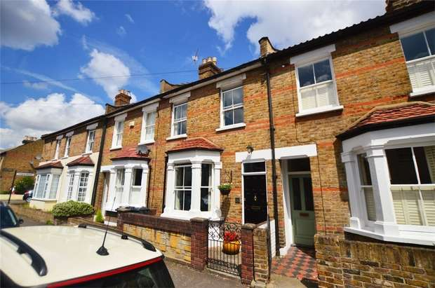 2 Bedrooms Terraced House for sale in Napier Road, Old Isleworth, Twickenham