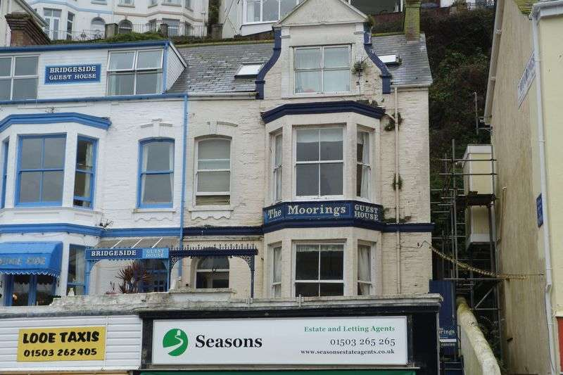 8 Bedrooms Semi Detached House for sale in Fore Street, Looe