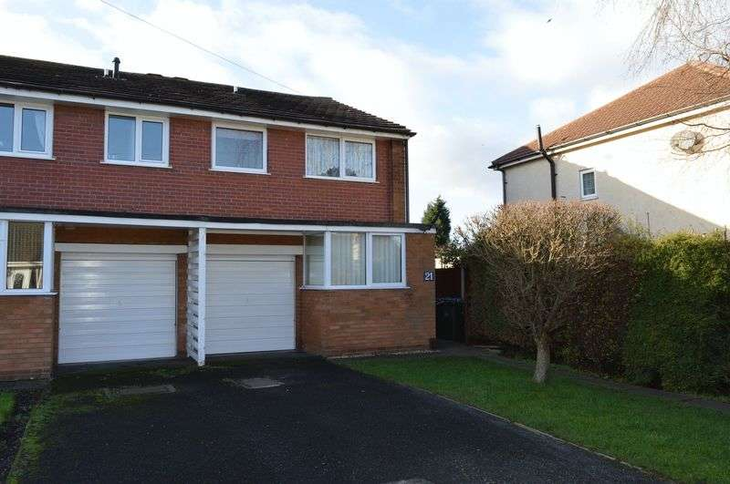 3 Bedrooms Semi Detached House for sale in Clarkes Grove, Tipton