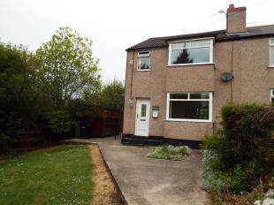 3 Bedrooms Semi Detached House for sale in Newmarket Road, Dyserth, Rhyl, Denbighshire, LL18