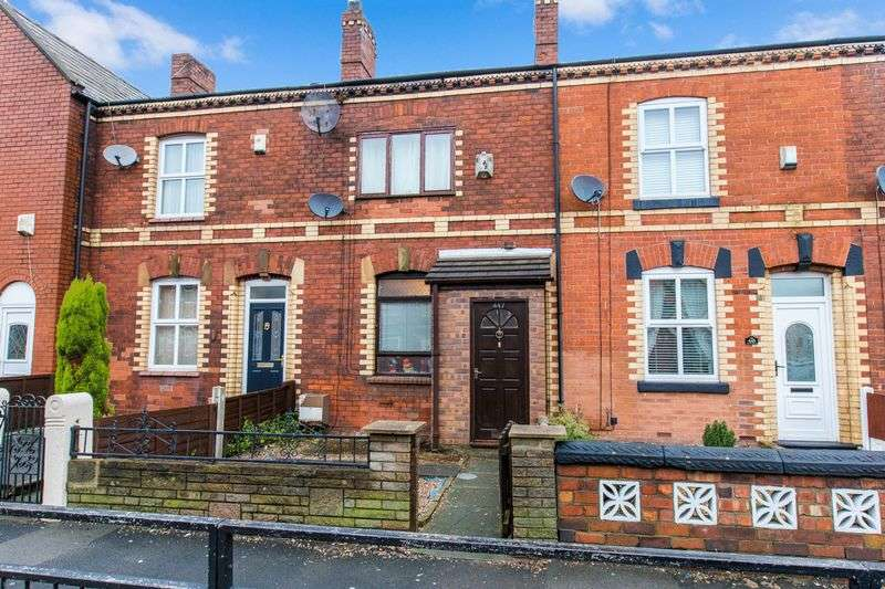 3 Bedrooms Terraced House for sale in Ormskirk Road, Wigan