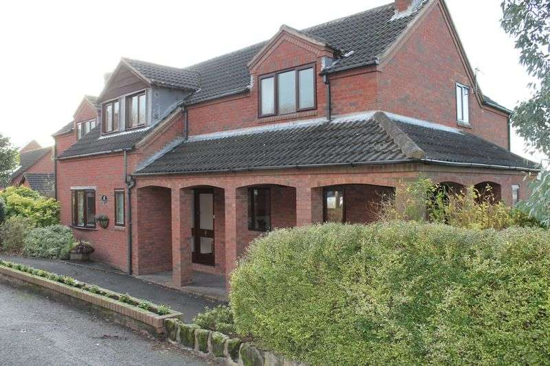 5 Bedrooms Detached House for sale in The Rock, Telford