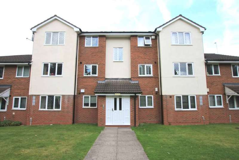 2 Bedrooms Apartment Flat for sale in Claremont Mews, Wolverhampton