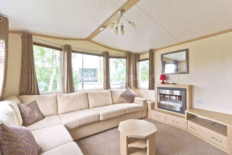 2 Bedrooms Mobile Home for sale in Stanhope, Bishop Auckland, United Kingdom