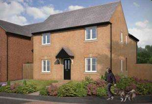 4 Bedrooms Detached House for sale in Bishops Grange, Wharf Road, Higham Ferrers, Rushden