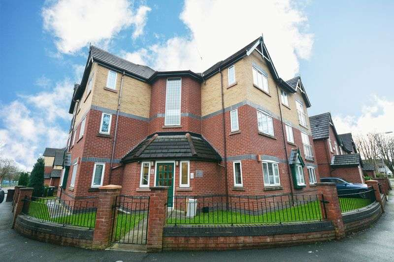 2 Bedrooms Flat for sale in Longhope Road, Woodhouse Park, Manchester