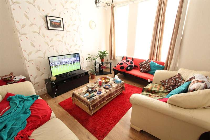 3 Bedrooms Terraced House for sale in Barrymore Road, Old Swan, Liverpool