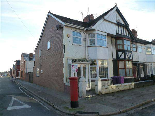4 Bedrooms Semi Detached House for sale in Fazakerley Road, Walton, Liverpool
