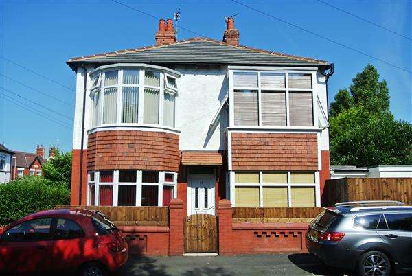 2 Bedrooms End Of Terrace House for sale in Lindsay Avenue, Blackpool