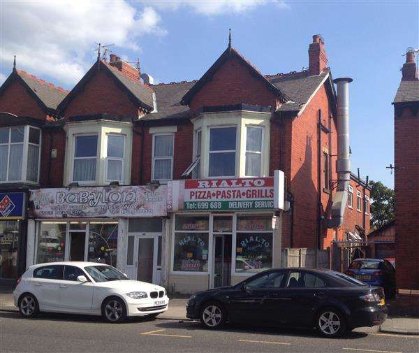 3 Bedrooms Commercial Property for sale in Waterloo Road, Blackpool