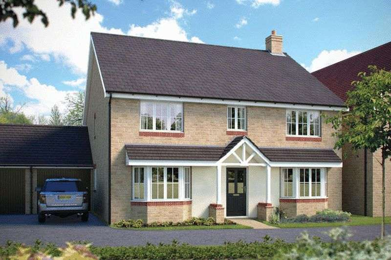 5 Bedrooms Detached House for sale in The Homelands, Bishops Cleeve, Gotherington Lane, Cheltenham, GL52 8EN