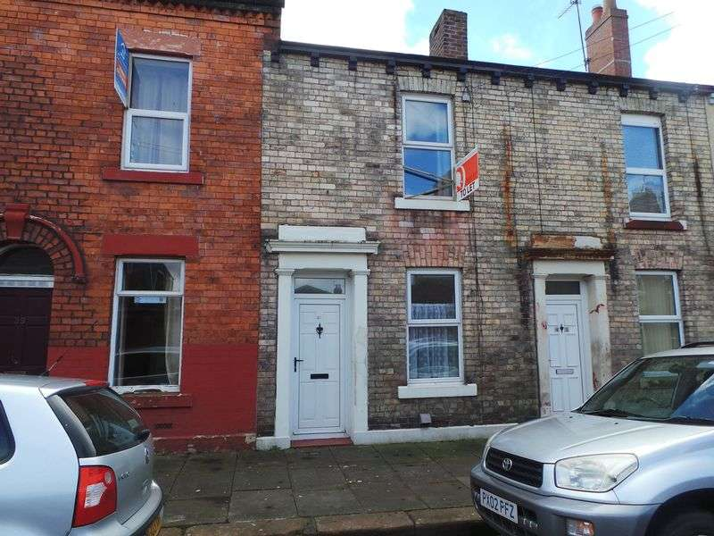 2 Bedrooms Terraced House for sale in Newcastle Street, Carlisle
