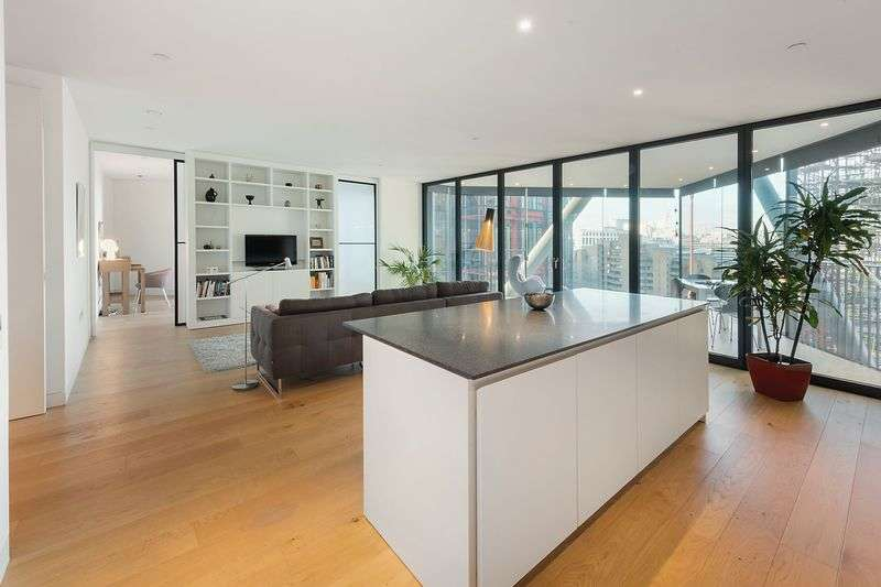 2 Bedrooms Flat for sale in NEO Bankside, 70 Holland Street, London