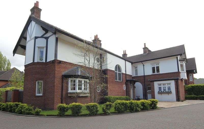 5 Bedrooms Detached House for sale in Gourleys Lane, West Kirby, Wirral