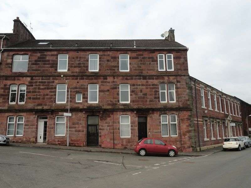 2 Bedrooms Flat for sale in Levenford Terrace, Dumbarton