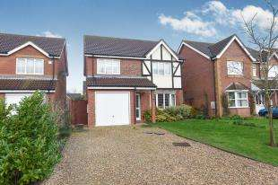 4 Bedrooms Detached House for sale in Amos Way, Sibsey, Boston, Lincolnshire