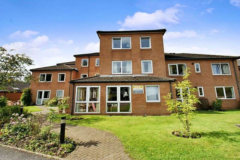 1 Bedroom Retirement Property for sale in Homelong House, Cardiff, CF14 5AZ